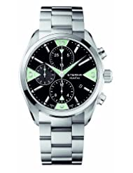 On Sale Eterna Men's 1240.41.43.0219 Automatic Kontiki Chronograph Watch Limited time