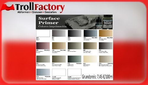 Vallejo Surface Primer German