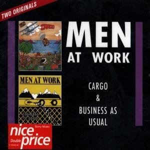 Men at Work - Cargo/Business As Usual [2-CD-Box] - Zortam Music