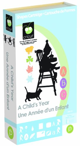 Cricut Cartridge, A Child's Year