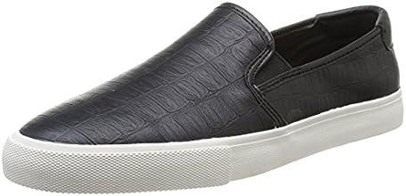 Jim Rickey Jr 1, Sneakers Basses homme, Noir (Black Crocodile), 42 EU