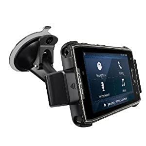 OEM Motorola DROID RAZR Car Mount 89525N Dock with Rapid Vehicle Charger Kit