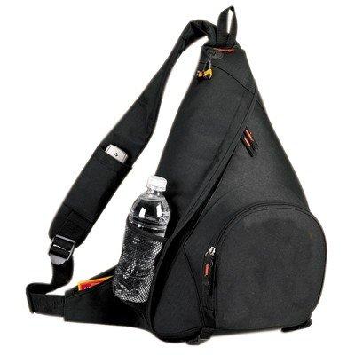 Yens® Fantasybag Mono-Strap Backpack-Black, 6Bp-05