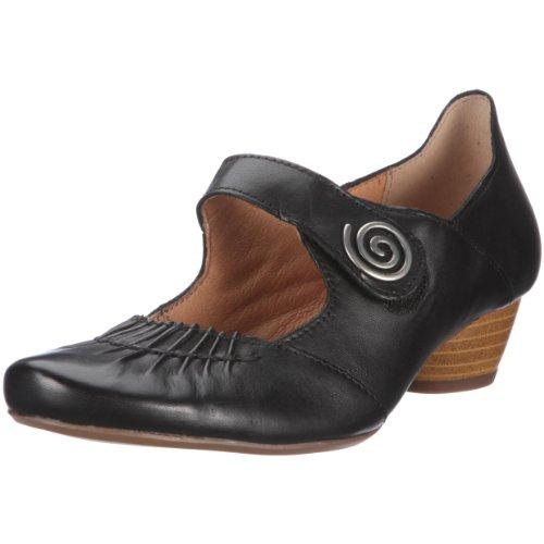 Remonte Dorndorf Women's Shirin R6517-01 Mary Jane Heel Black R6517-01 4 UK
