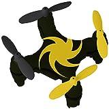 Revell Proto Quad Listo para usar Motor eléctrico - helicópteros radio control (RC) (Quadcopter, Listo para usar, Motor eléctrico, Negro, Amarillo, Polímero de litio, AAA)