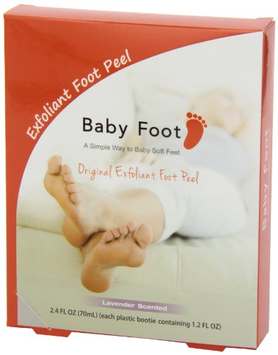 Baby-Foot-Original-Deep-Exfoliation-for-Feet-Peel-Lavender-Scented-1-Pack-2-Booties-12-FL-OZ-Each-A-Simple-Way-to-Baby-Soft-Feet