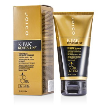 Joico K-Pak Revitaluxe Bio-Advanced Restorative Treatment To Revitalize, Nourish & Repair 150ml