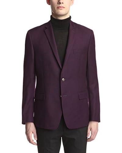 Versace Collection Men's Notch Lapel Sport Coat