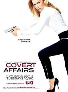 Covert Affairs [Blu-ray]
