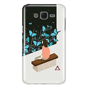 a AND b Designer Printed Mobile Back Cover / Back Case For Samsung Galaxy J7 (SG_J7_3D_3514)