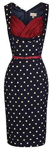 Lindy Bop Vanessa Wiggle Dress