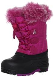 Kamik Snowgypsy Boot (Toddler/Little Kid/Big Kid),Fuchsia,3 M US Little Kid