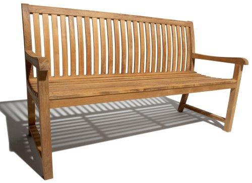 Strathwood Blake Lounge 3 Seater Bench