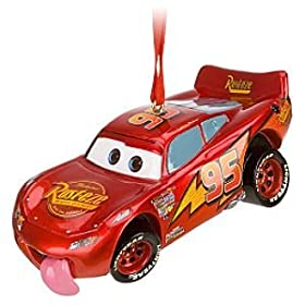 Disney Lightning McQueen Ornament