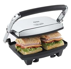 Hinari SP279 Sandwich Press - Stainless Steel