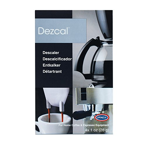 Urnex Dezcal-Rimuovi attivato di scaler Remover
