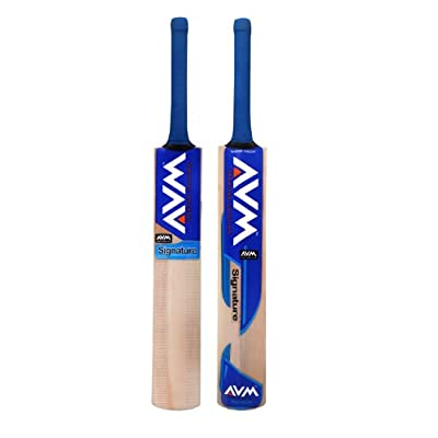 Avm Signature Kashmir Willow Cricket Bat