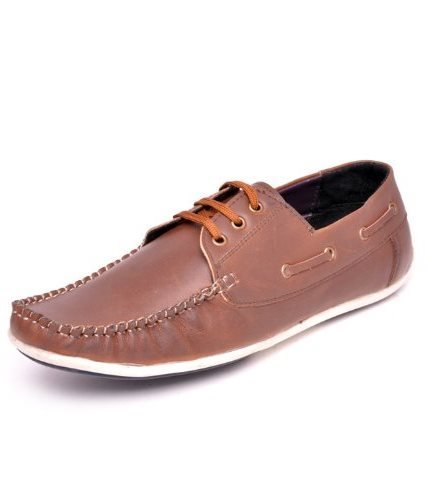 Bacca Bucci Men Enthused Tan Casual Shoes6