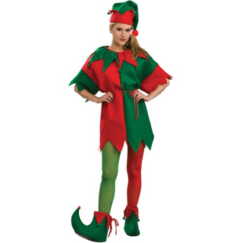 Costumes for all Occasions RU8494SM Elf Tights Womens Sm