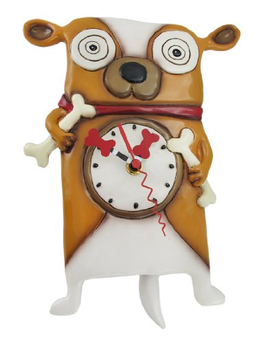 Roofus Clock By Allen Designs