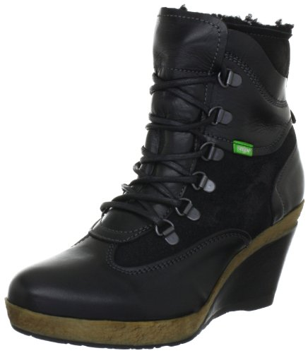 Snipe Noria 13 Ankle Boots Womens Black Schwarz (black/black) Size: 5 (38 EU)