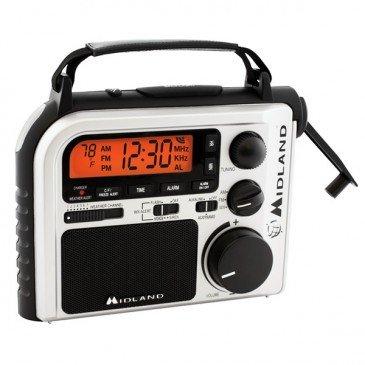 Midland Dynamo 4-Power Source Survival Radio