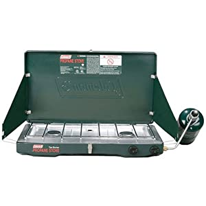 Coleman Two-Burner Propane Stove by Coleman