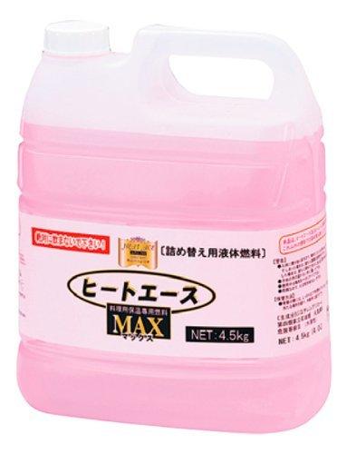 ヒートエースマックス詰替専用 液体燃料4L