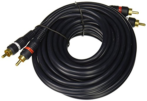 imbapricer-premium-6-feet-audio-stereo-cable-22awg-gold-plated-2-rca-m-m-plug-cable-2-m