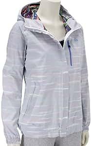 Nike Women's Full Zip Superlight Shell Jacket - White, Size 6/8