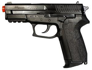 Soft Air Sig Sauer SP2022 CO2 Gas Powered Airsoft Pistol