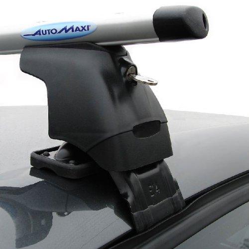 BMW 7er Serie, Viertürer, ab 11.08, Dachgepäckträger-Set, Aluminium Automaxi