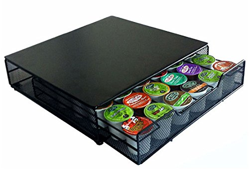 Kuuk K-cup Coffee Pod Storage Drawer Holder for Keurig Pods (36 Capsules) (Keurig Coffee K Cups Storage compare prices)