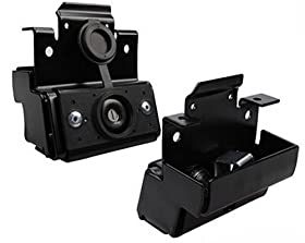 Sunroadwayu00ae Hood Lock Anti-Theft Kit Assembly For 2007-2015 Jeep Wrangler JK Anti-Theft Alarm System 82213051-AB