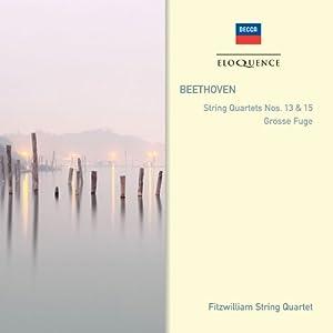 Beethoven: Str Qrts Nos 13 & 15 / Grosse Fuge