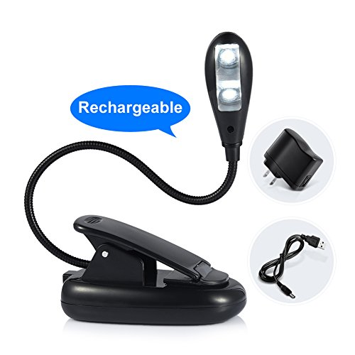 52 off ledgle led book light rechargeable extra bright. Black Bedroom Furniture Sets. Home Design Ideas