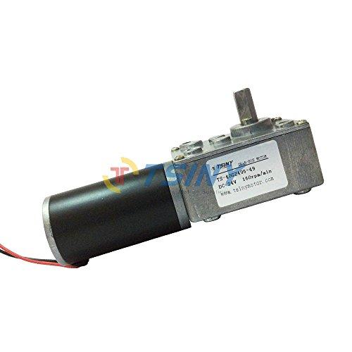 Tsiny Small 12v 24 Volt Reversible High Speed 160rpm Pm