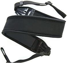 Olympus Evolt E-410 Shock Absorbing 44 Inch Classic Neoprene Strap By Digital  Nwv Direct Micro Fibe