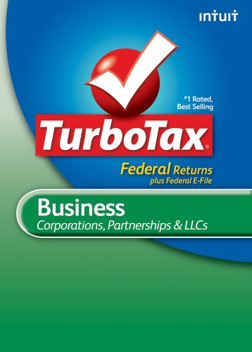 TurboTax Business Federal+ e-File 2010 [Download]