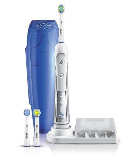 Braun Oral-B Triumph 4000 Four-Mode Power Toothbrush
