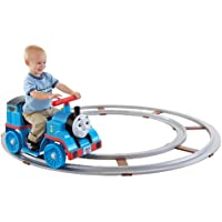 Fisher Price Power Wheels Thomas the Train Thomas 6-Volt Battery-Powered Ride-On with Track