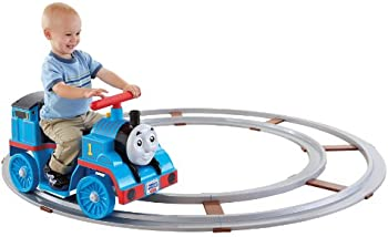 Power Wheels Thomas and Friends 6V Ride On with Track