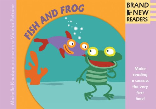 Fish and Frog Big Book: Brand New Readers (Vermonia)