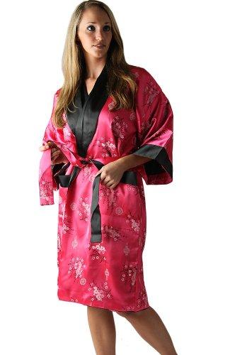 Cotton Kimono Bathrobes