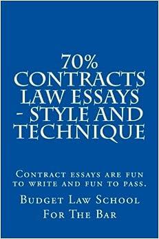 contract law essays contract law essay help wordpress com