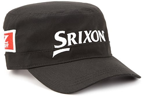 srixon-mens-gmac-military-cap-one-size-fits-most-black