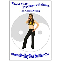 Taoist Yoga For Better Balance