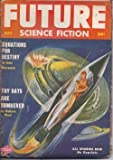 FUTURE Science Fiction: May 1952