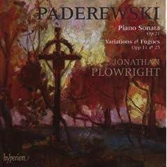 Ignacy Jan  PADEREWSKI ( 1860 -1941) 41U-6-AETaL._SL500_AA240_