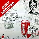 1251 - Swinging Sixties - London - Twiggy - Carnaby Street - Wallpaper